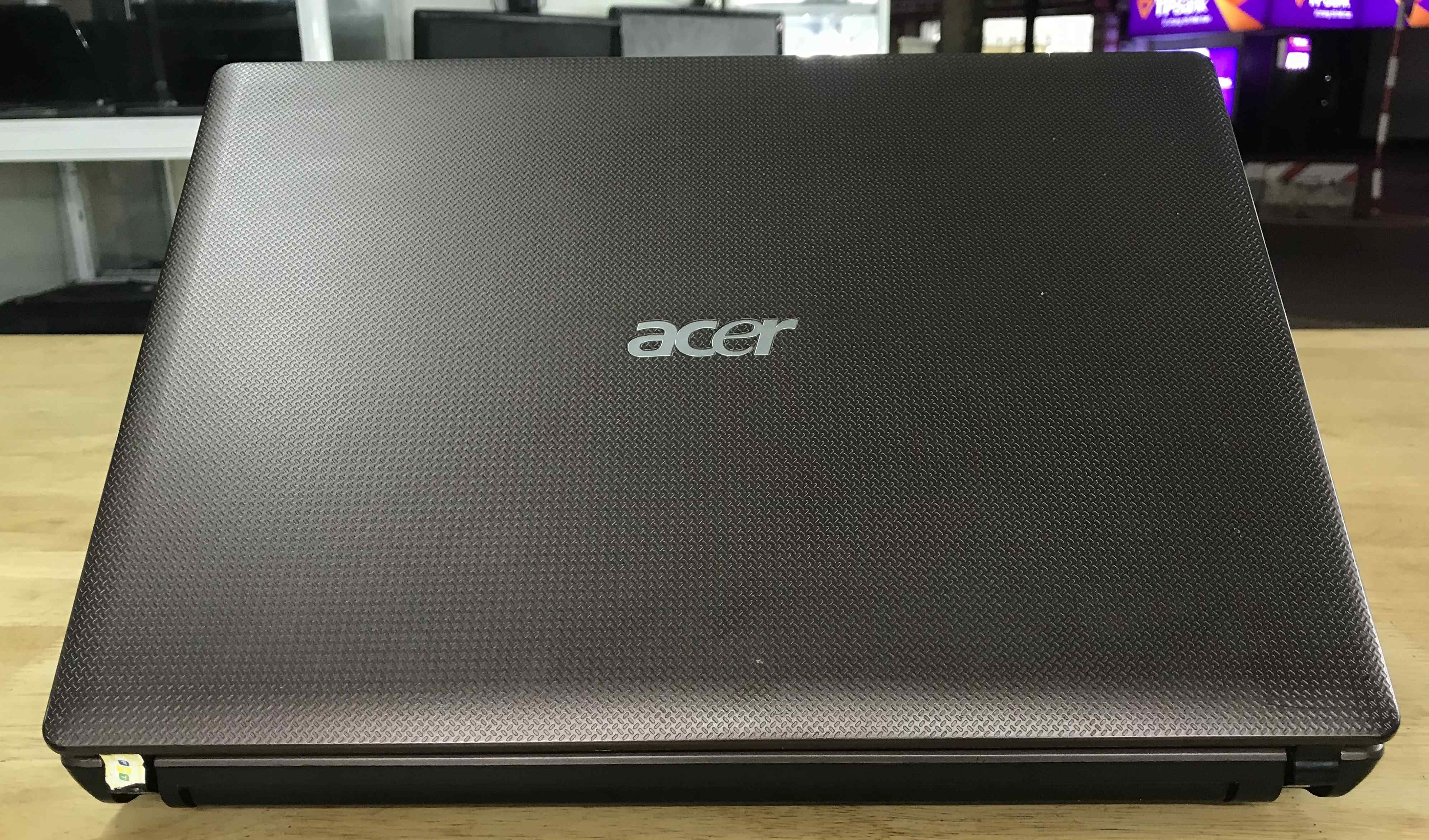 Bán laptop acer aspire 4738