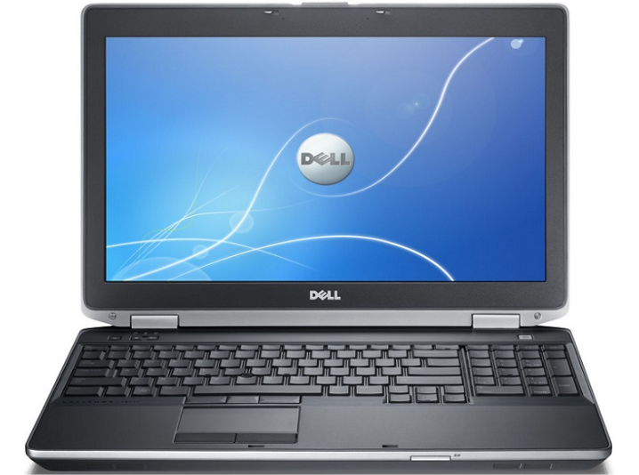 Laptop cũ dell latitude E6530 card rời
