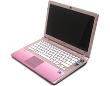Laptop Sony CW