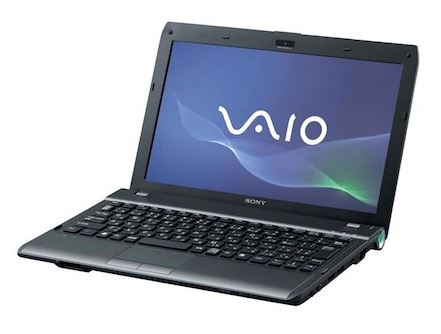 Laptop Sony SR