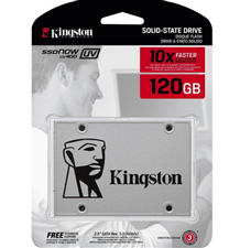 Ổ cứng SSD Kingston 120gb UV400