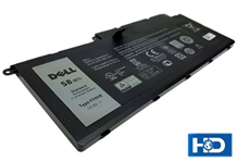 Pin laptop dell inspiron 15 7537