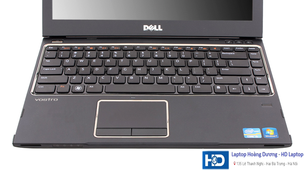 touchpad dell v131